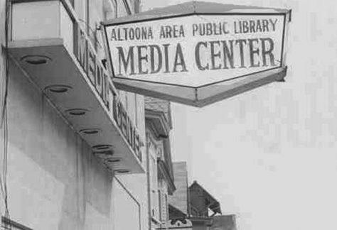 Media Center located at the Penn Alto