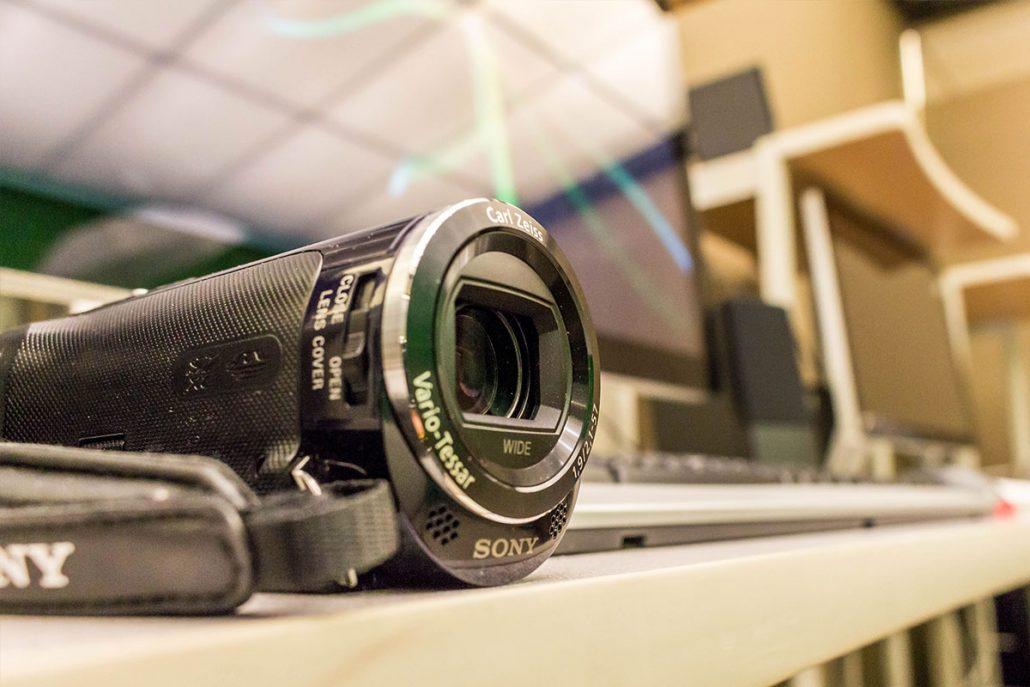 Creation Lab Video Cameras