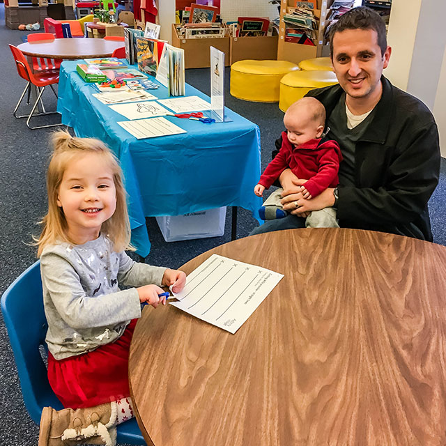 Altoona Library Kindergarten Readiness Program