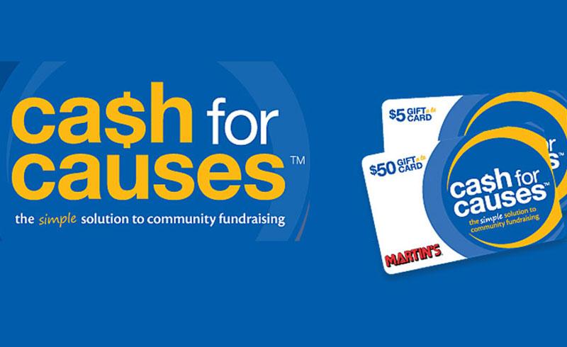 Altoona Library Martins Cash for Causes